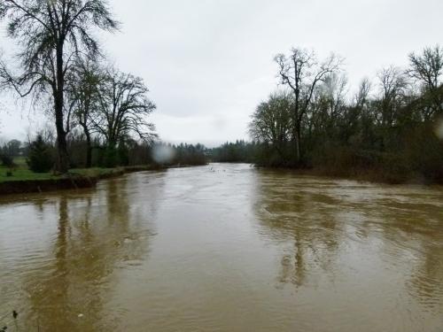 full river