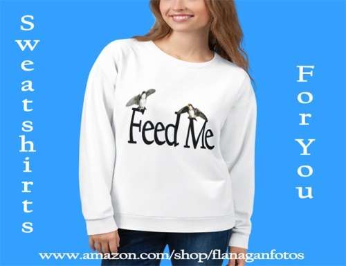 Feed Me Sweatshirt1_mockup_Front_Womens_White